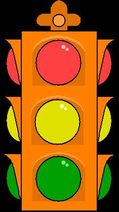 светофор в картинках для детей